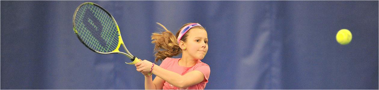 NRC Junior Tennis Programs