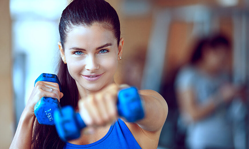 fit; gym; sport; fitness; activity; exercising; weight; coach; concept; equipment; slim; heavy; attractive; female; friendship; gesture; healthy; lifestyle; loss; sporty; stamina; trainer; weight; woman